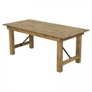 Farm Table 190 x 90 cm huren Barendrecht en Rotterdam