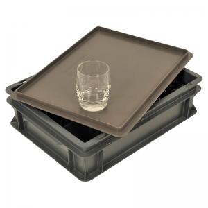 Krat 12 Whisky/ waterglazen 28 cl huren Barendrecht en Rotterdam