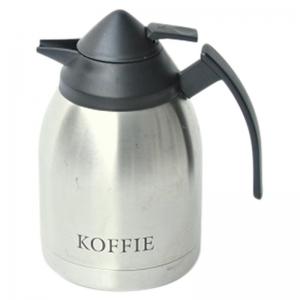 Thermoskan rvs Koffie huren Barendrecht en Rotterdam