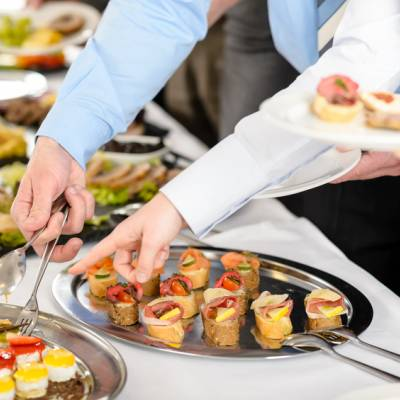 Personeel en Catering huren in Barendrecht en Rotterdam