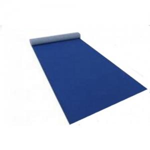 Blauwe loper 5 x 1 meter huren Barendrecht en Rotterdam