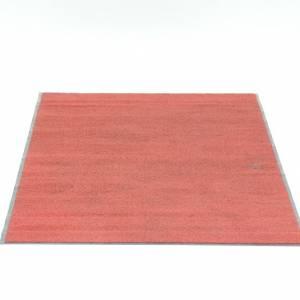 Rode loper 2.5 x 1 meter + zw rubber rug huren Barendrecht en Rotterdam
