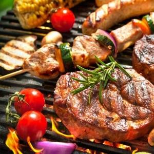 PartyGarant BBQ luxe p.p. huren Barendrecht en Rotterdam
