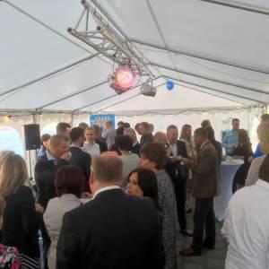 Bedrijfsopening voor +- 150 gasten huren Barendrecht en Rotterdam