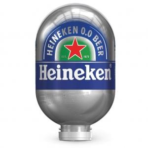 Heineken 0.0% 8L voor de blade tap huren Barendrecht en Rotterdam