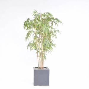 Kunstplant Bamboe met bak 170 cm hoog huren Barendrecht en Rotterdam