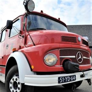 Foodtruck Brandweerwagen huren Barendrecht en Rotterdam